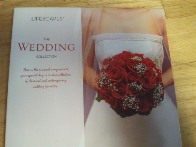 Wedding Music Collection CD