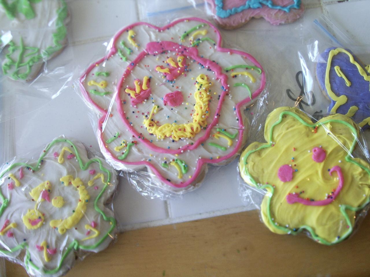 Cookie Baskets In Stacyandcook S Garage Sale Waxahachie Tx