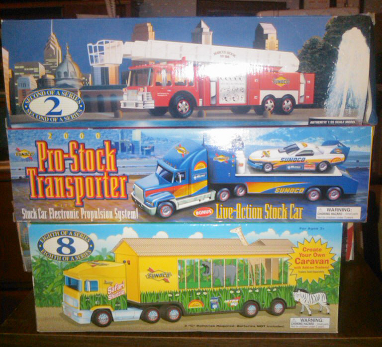 Sunoco Truck Collection - $100 (Royersford, Pa)
