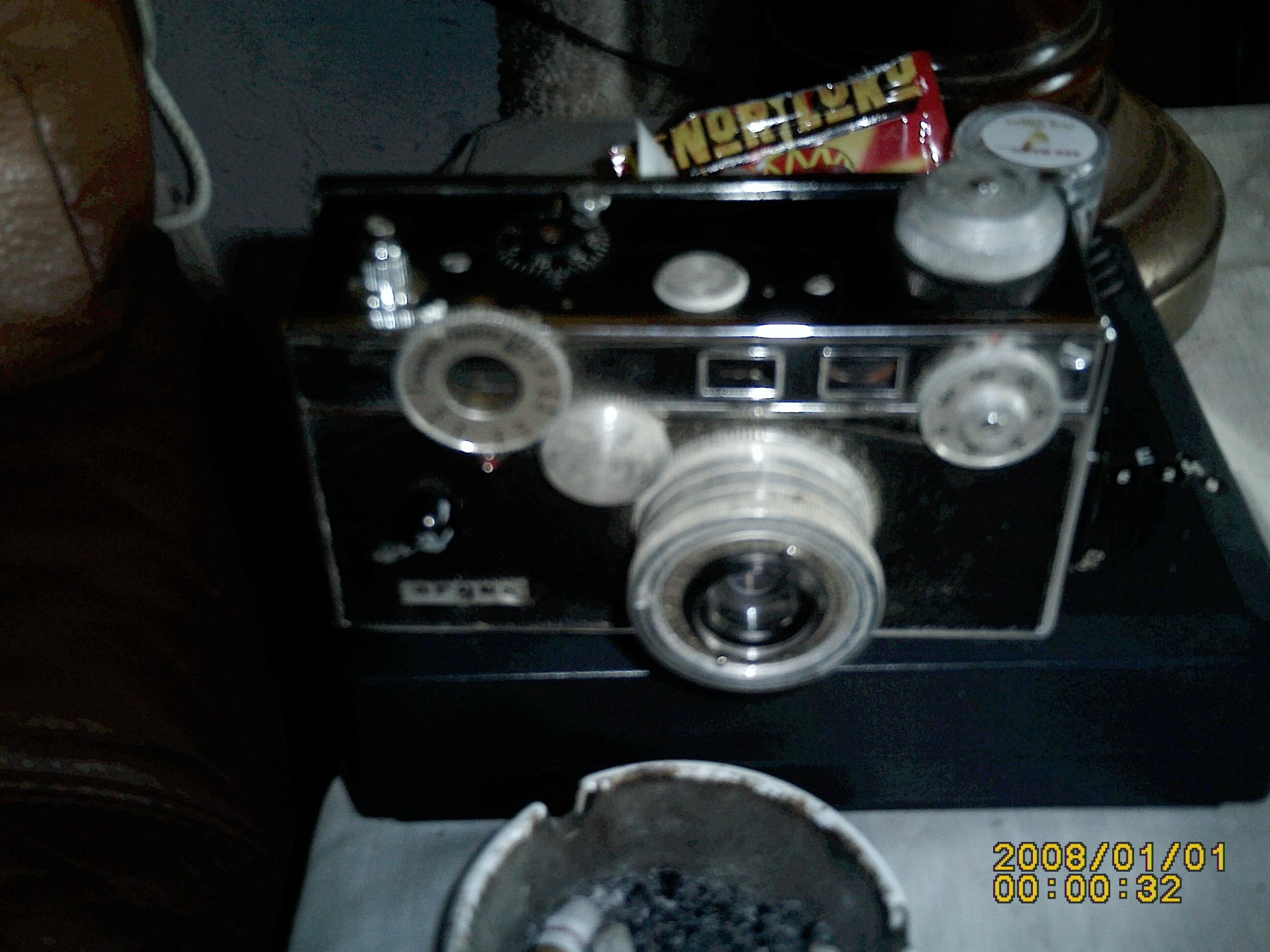 old argus camera