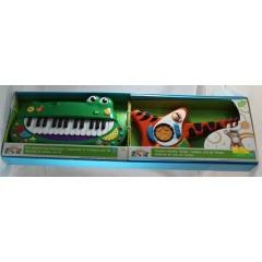 Baby Genius Keyboard & Guitar