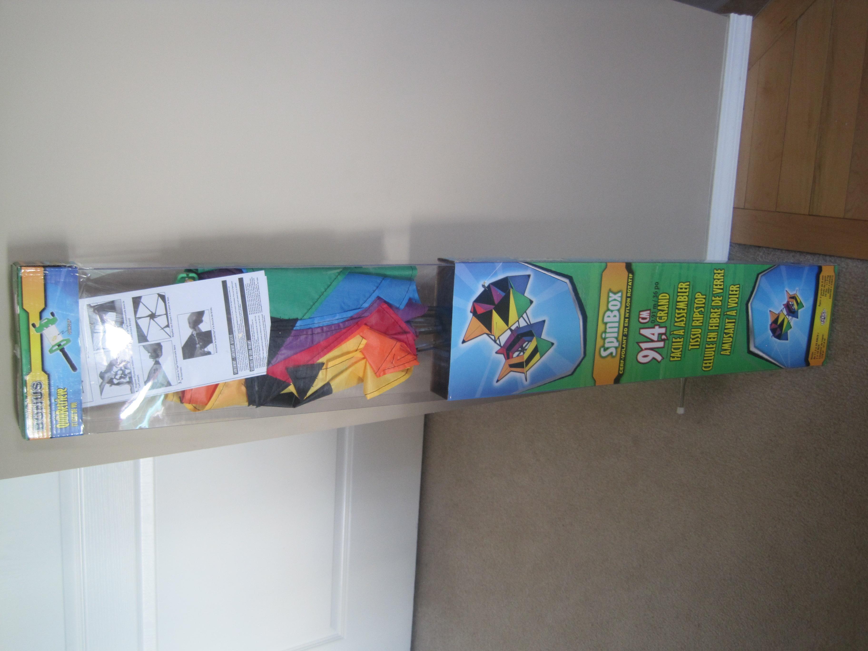 3-D Kites