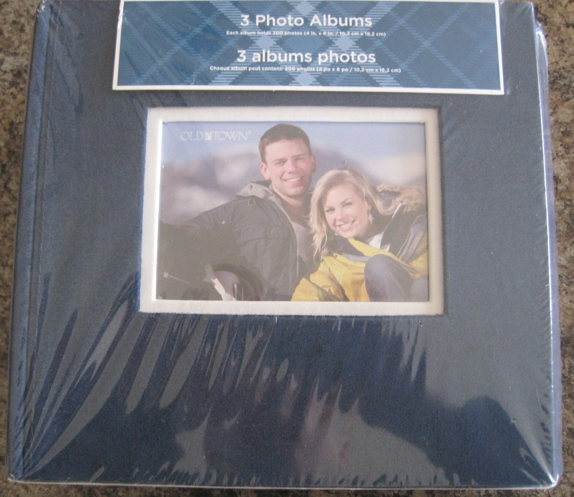 Photo Albums (3 Pack)
