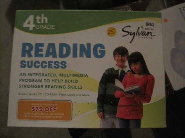 Sylan Reading Success 4th Grade