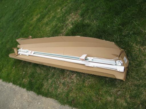 81 inch traverse curtain rod