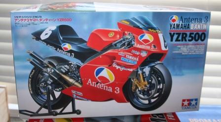 Antena3 Motorcycle Model