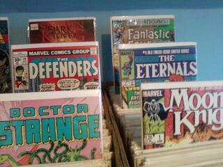 Huge comics collection-over 3,000 comics