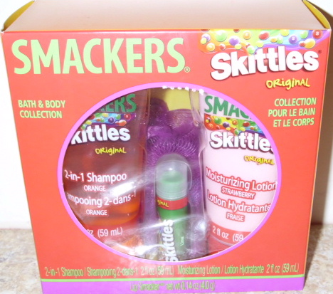 Smackers Bath & Body Collection Skittles in pattyhou's Garage Sale , NH