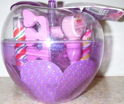 Lollipop Cutie Apple Candy Colors