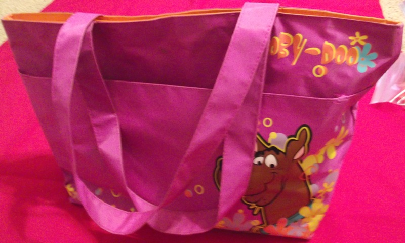 Large Scooby Doo Tote Bag