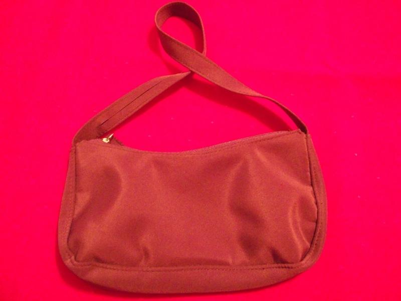Mauve Handbag