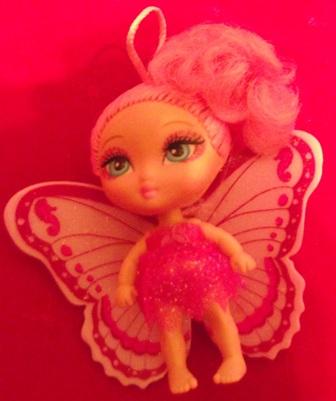 Precious Little Pink Fairy