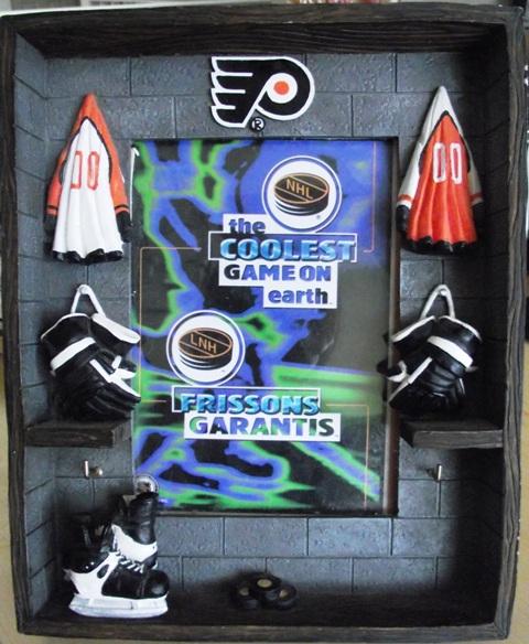 Philadelphia Flyers Photo Frame