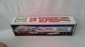 Hess 18 Wheeler