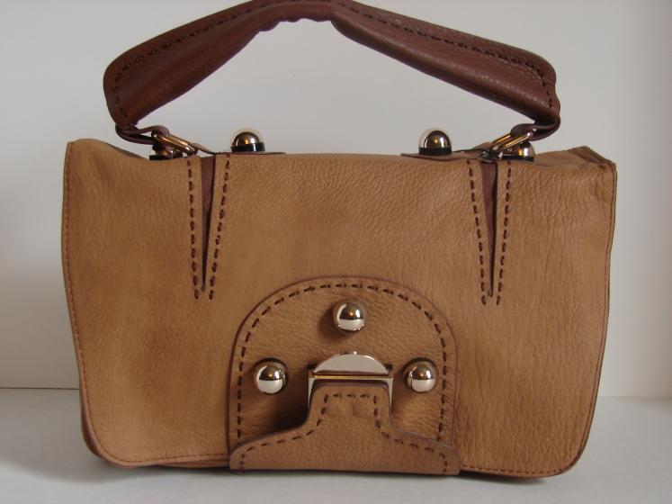 Vintage Bag-Soft Tan