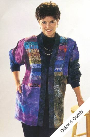 Take 12 Jacket Sewing Pattern