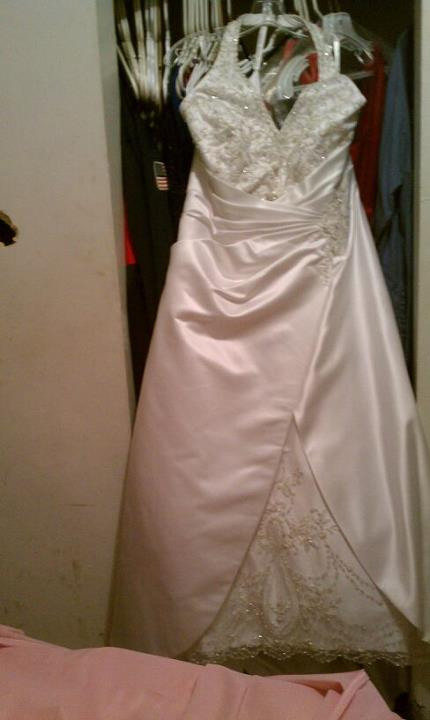 Privat label by G wedding gown