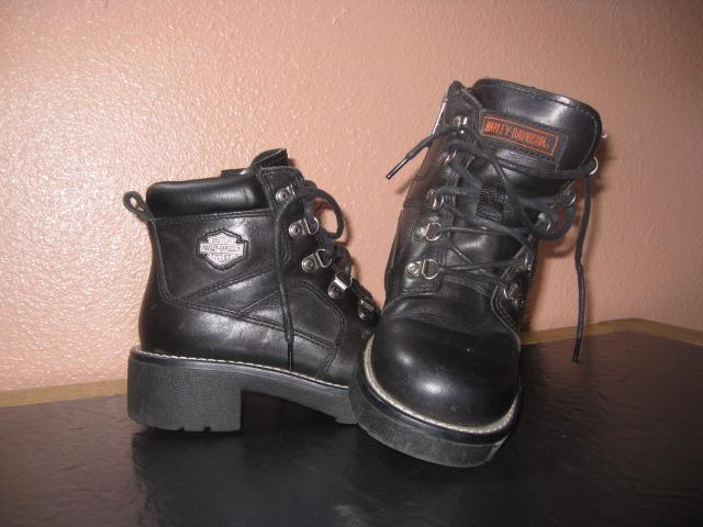 Women Harley boots
