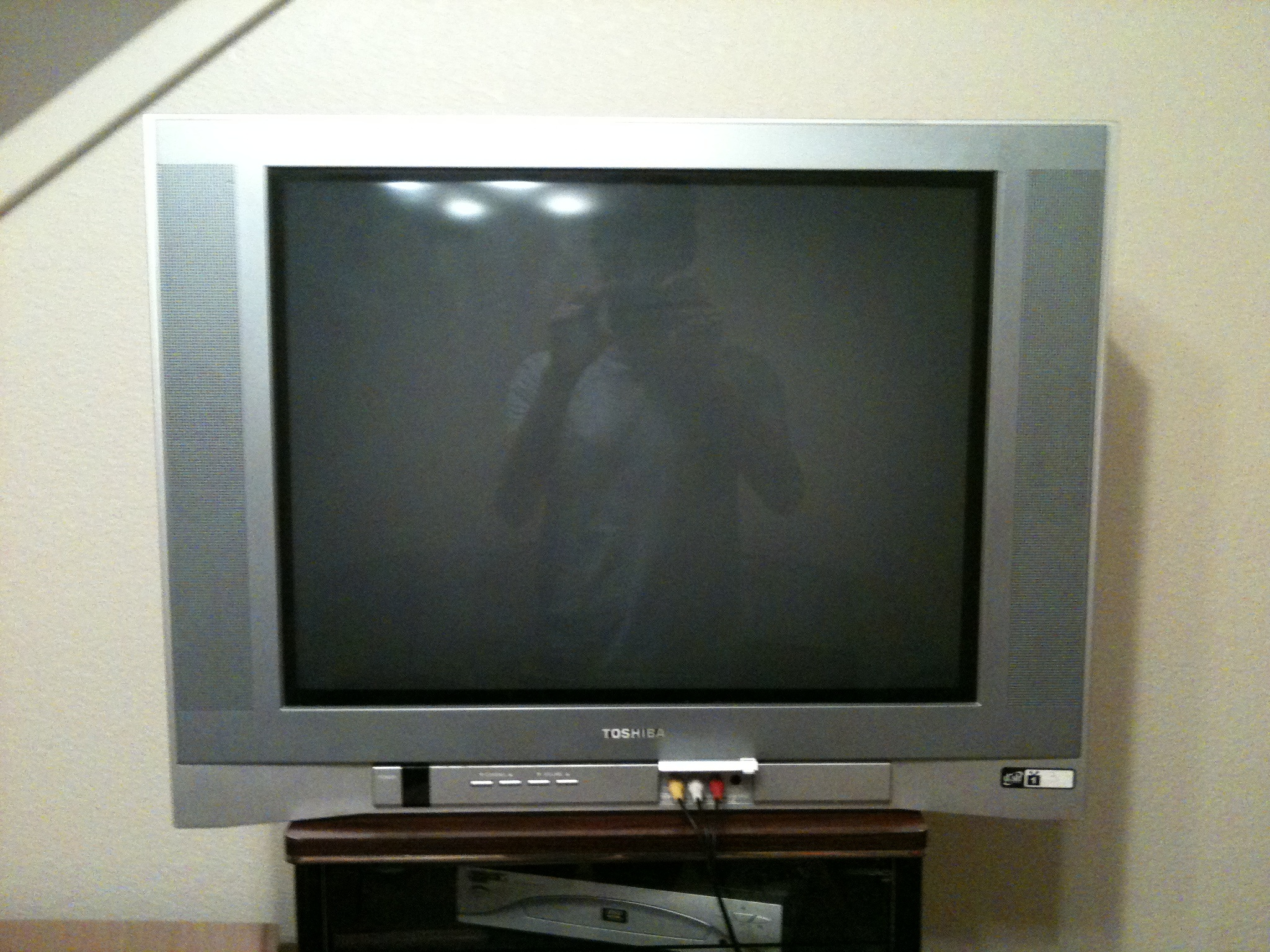 Toshiba 18 Quot Hd Television In Lgoodin88 S Garage Sale