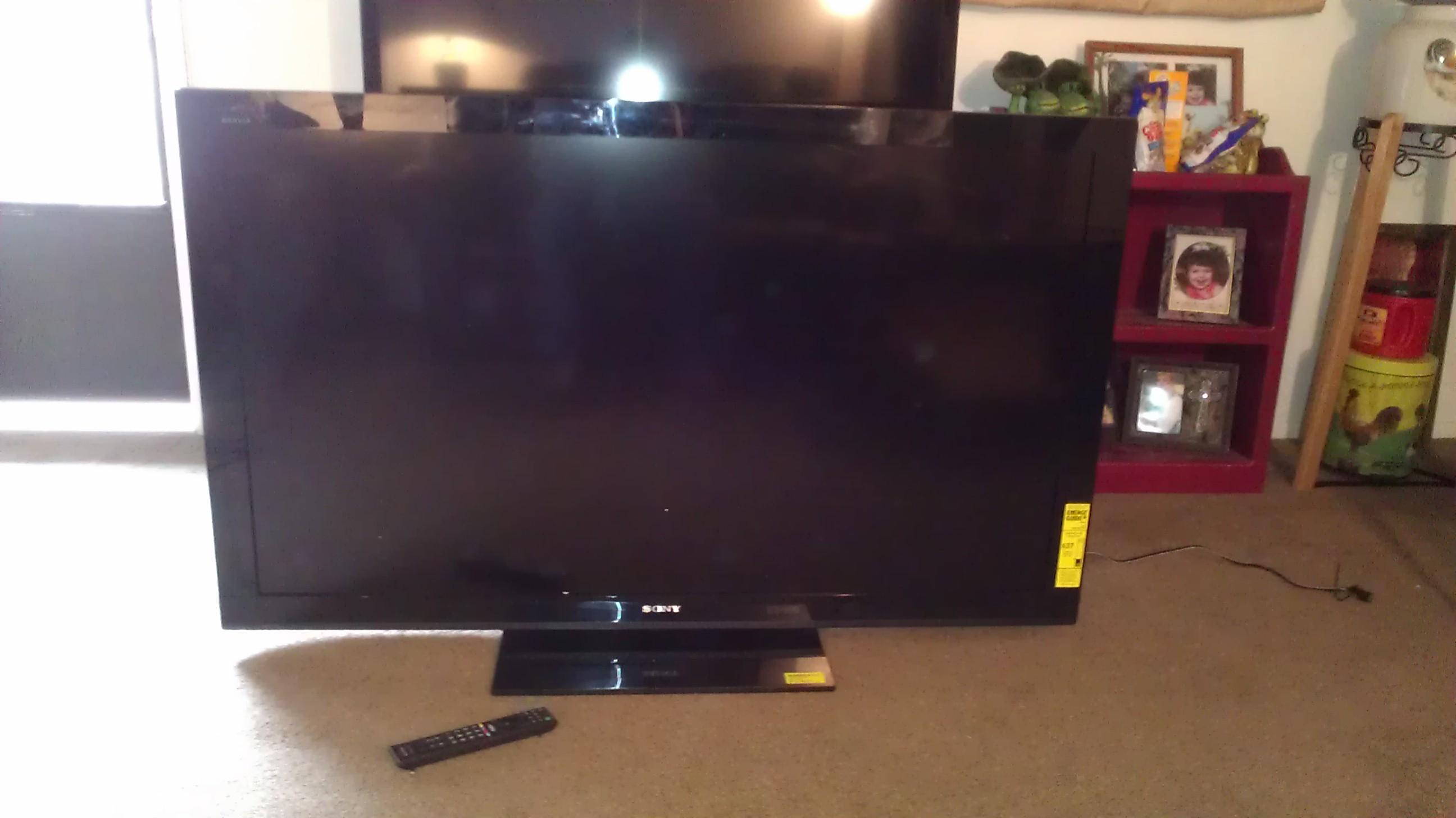 Sony 3D Lcd tv