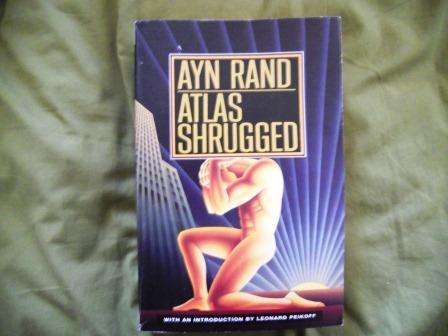 Paperback: Atlas Shrugged