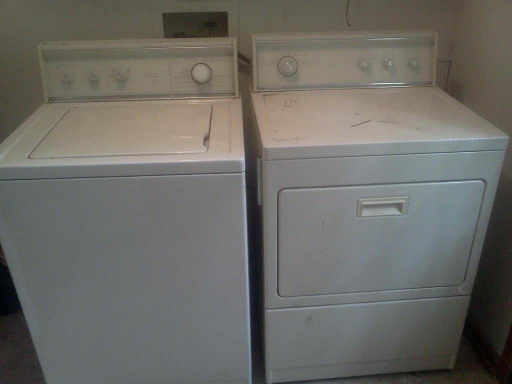 Washer Amp Dryer In Weaver Bargains Garage Sale Weaver Al