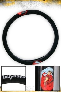 Inuyasha Steering Wheel Cover