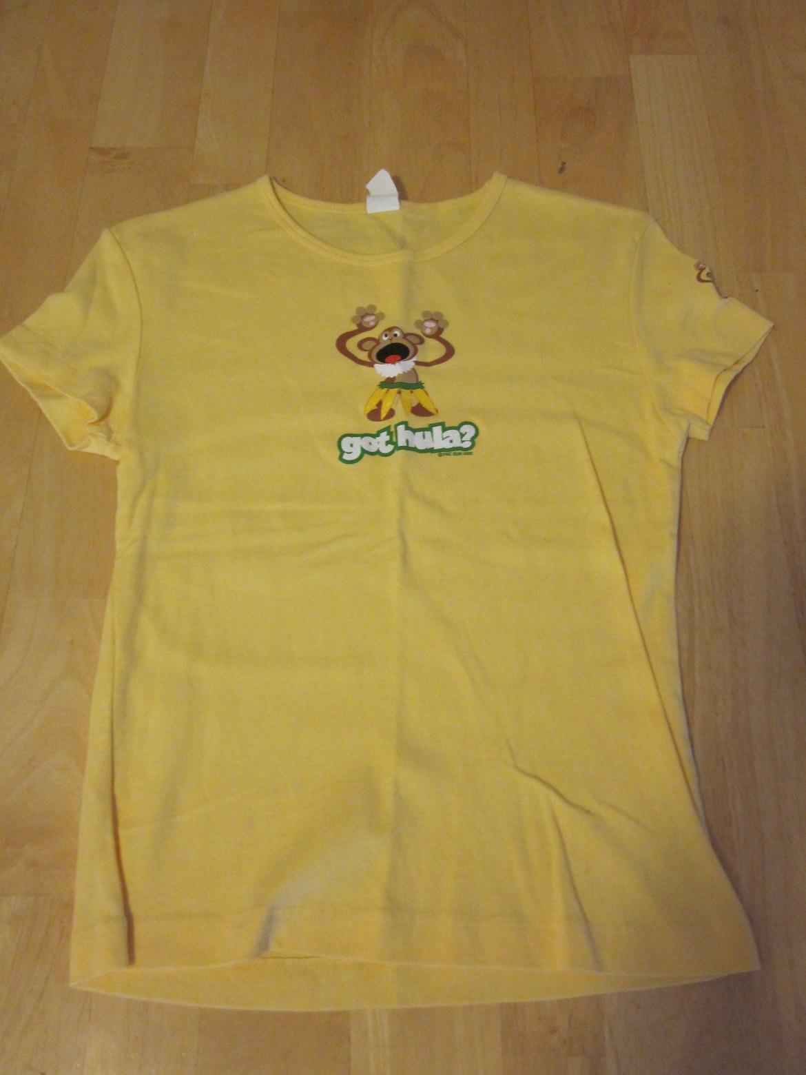 Got Hula Monkey T-Shirt - Large