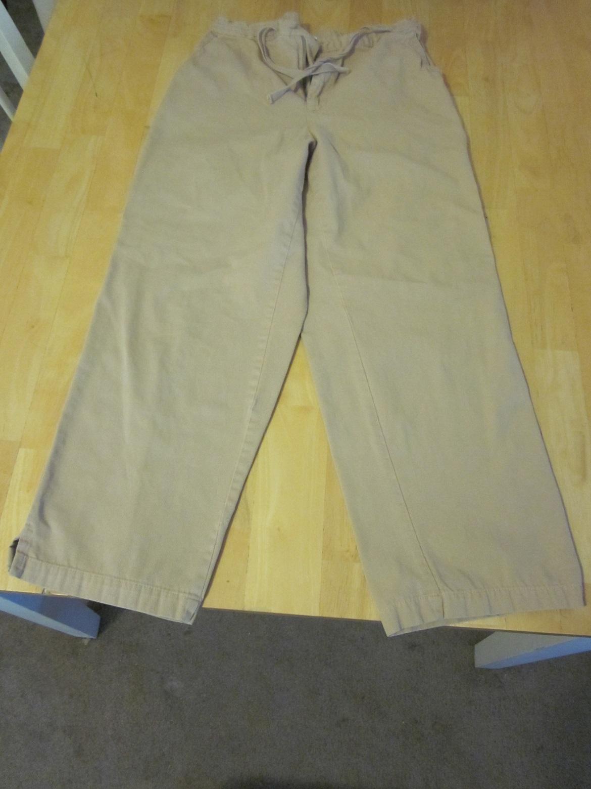 Coldwater Creek Tan Pants - Size PM