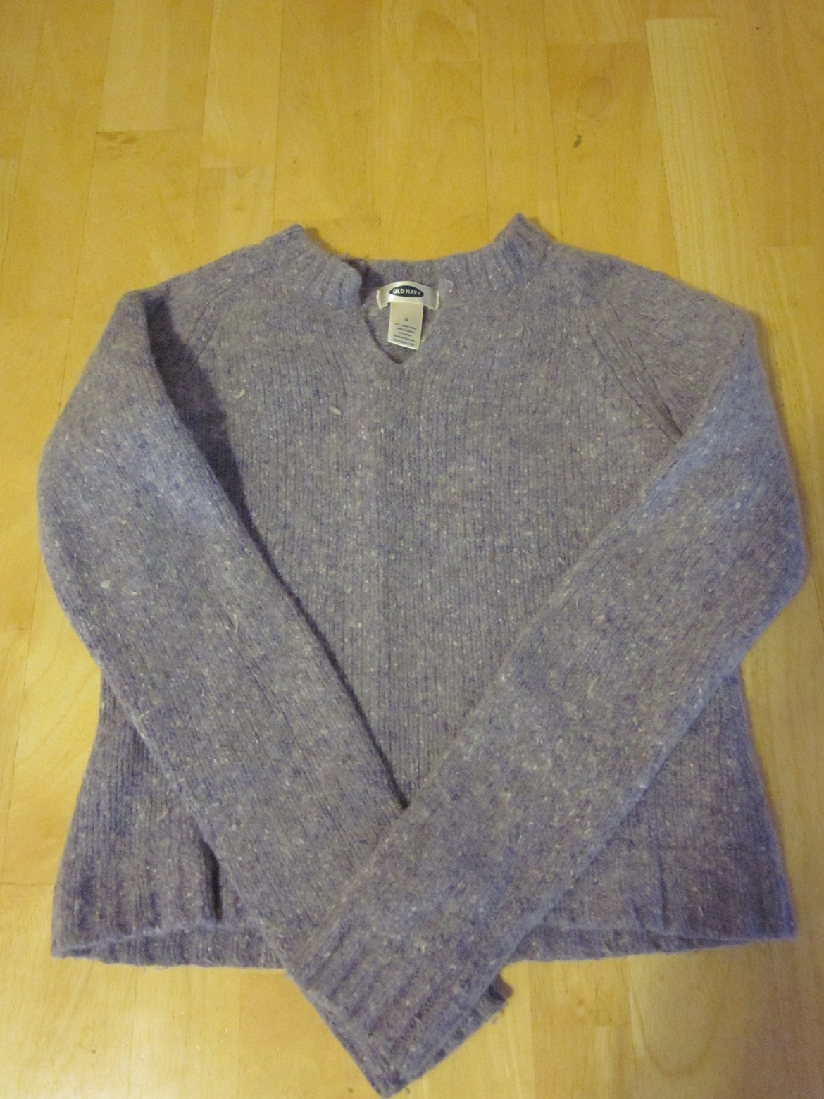 Old Navy Lavender Sweater - Medium