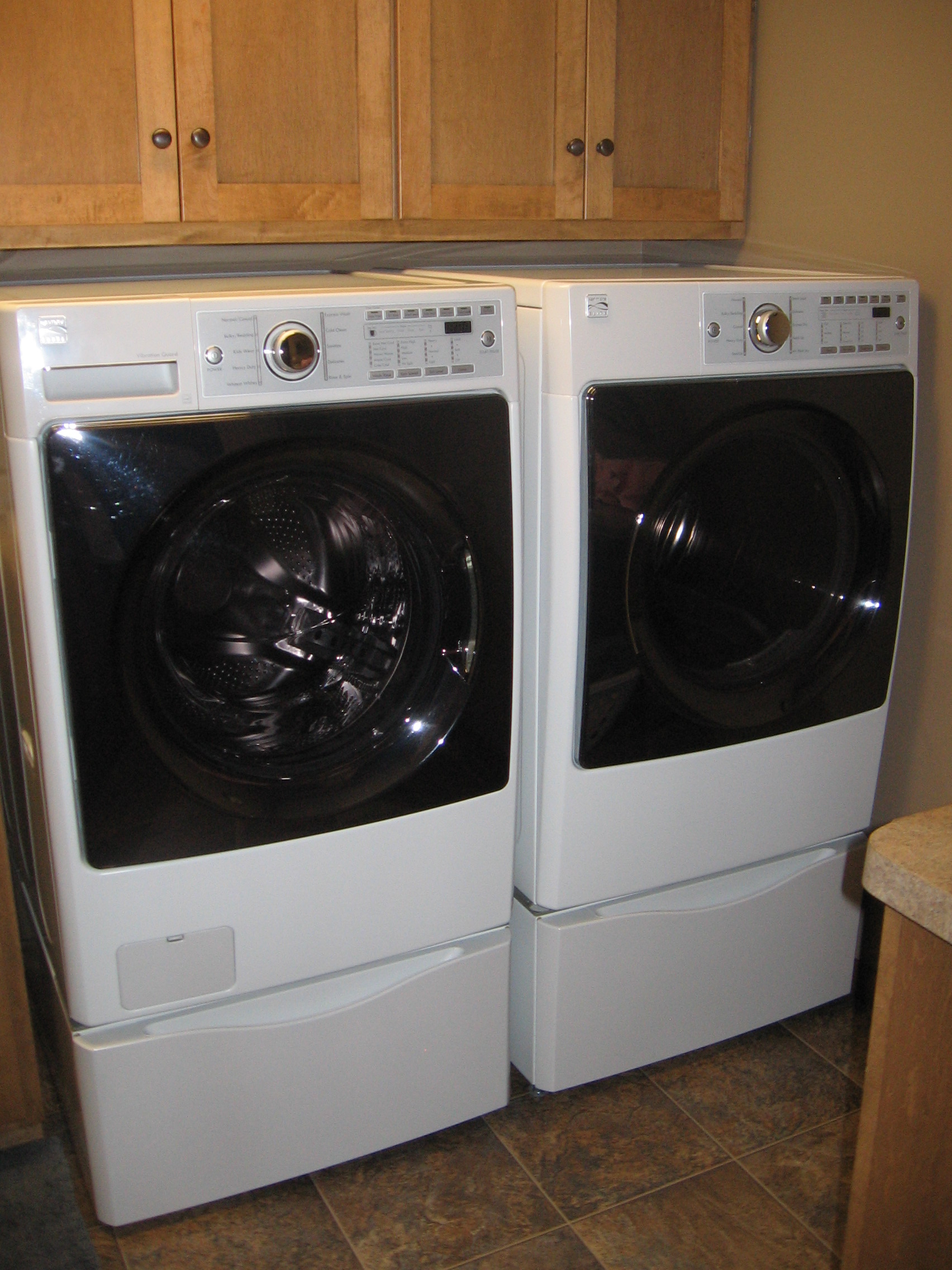 Sears kenmore elite front loading washer dryer in ottawa Sears kenmore washer
