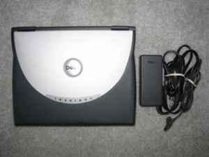 Dell Inspiron 4150-XP Pro/Office 2007/1 GB RAM/30 GB HDD