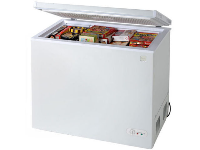 7.0 Cu Ft deep freezer
