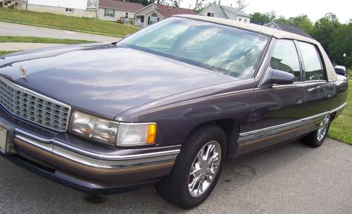 1995 Cadillac Sedan DeVille