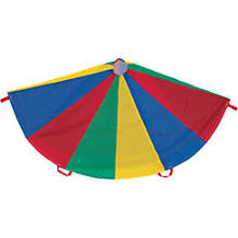 Better Homes & Gardens Multi-colored Play Parachute