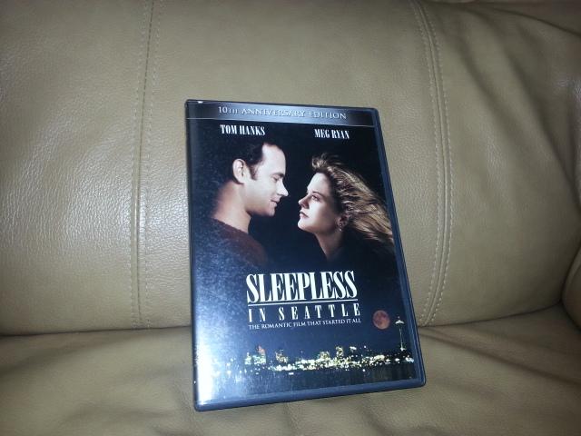 DVD Sleepless in Seatle