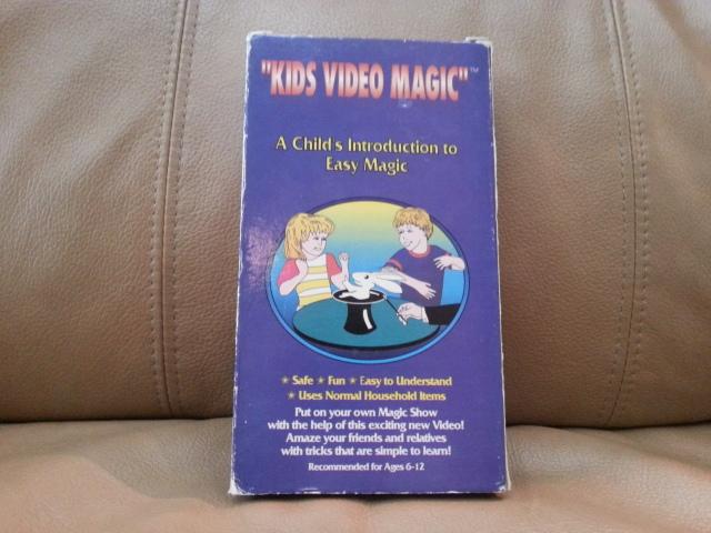 VHS Kids Video Magic