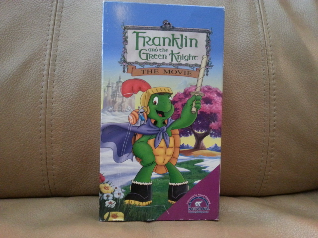 VHS Franklin and the Green Knight