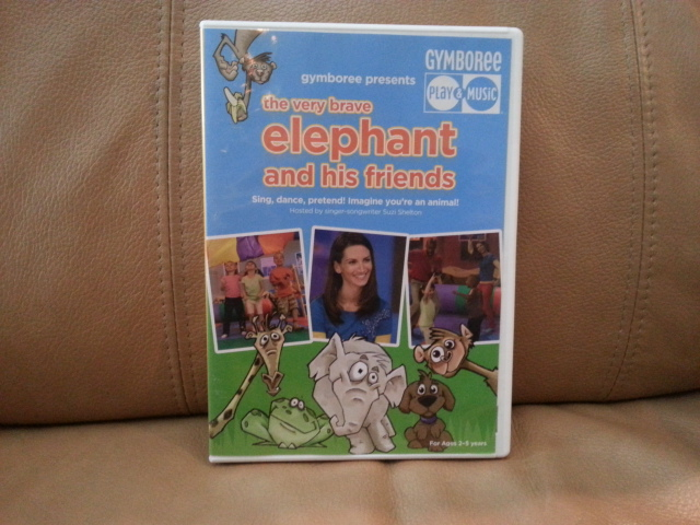 DVD Elephant and His Friends