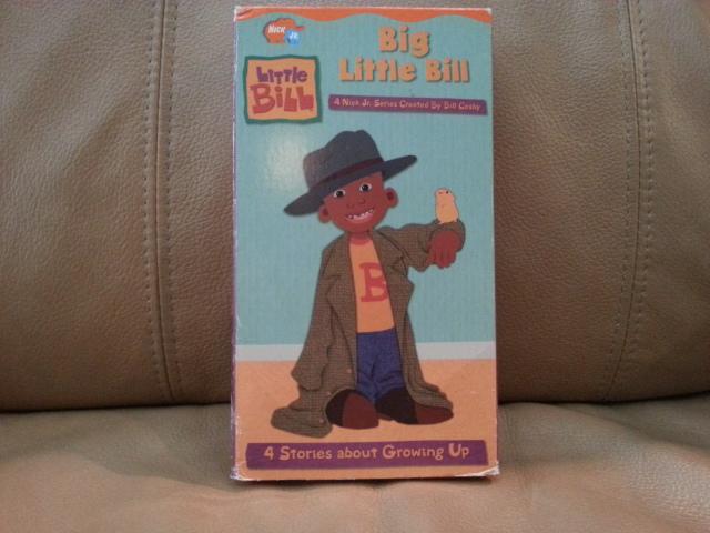 VHS Big Little Bill