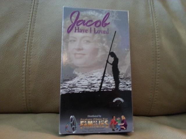 VHS Jacob Have I Loved