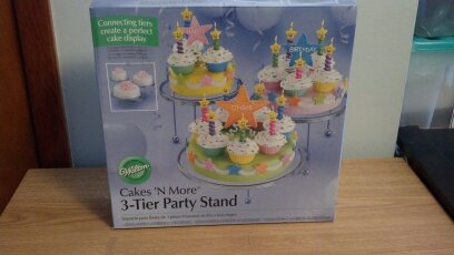3-Tier Party Stand