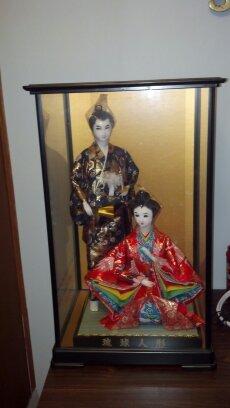 Japanese Geisha Dolls