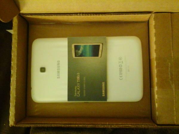 Tablet Galaxy 3
