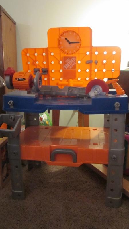 Home Depot Tool Bench In Growingpains 39 Garage Sale Ada Mi