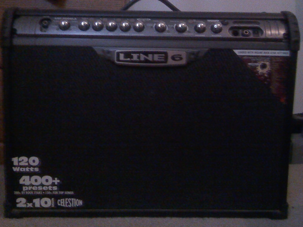 Line6 Spider III Guitar Amplifier