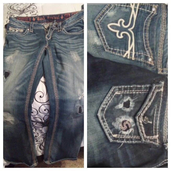 Rock Revival & Miss Me Jeans