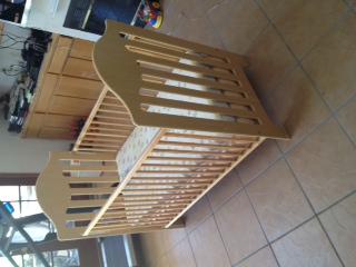 Fisher Price Crib In Mattman85208 S Yard Sale Mesa Az