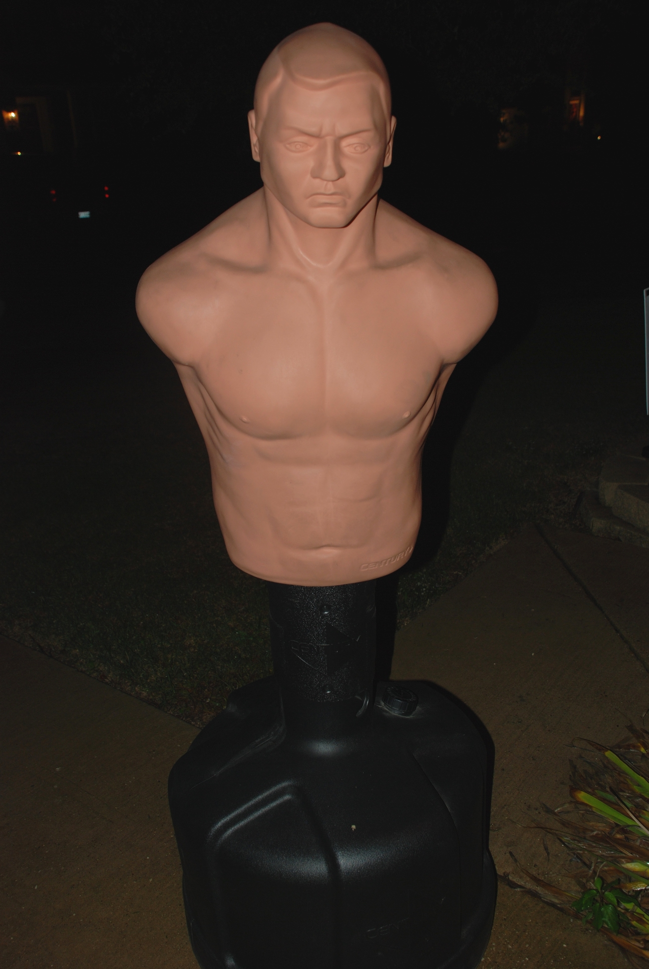 Bob Body Opponent Bag Punching Dummy