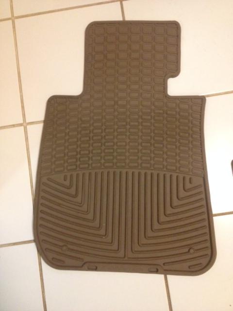 BMW WeatherTech Floor Mats